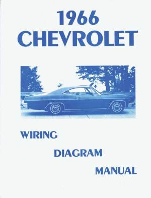 1966 Chevrolet Impala Parts | Literature, Multimedia
