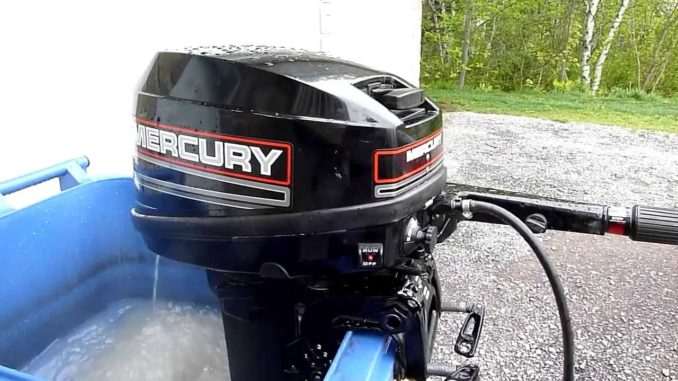 Mercury Outboard Idle Adjustment 6 8 9.9 15 HP