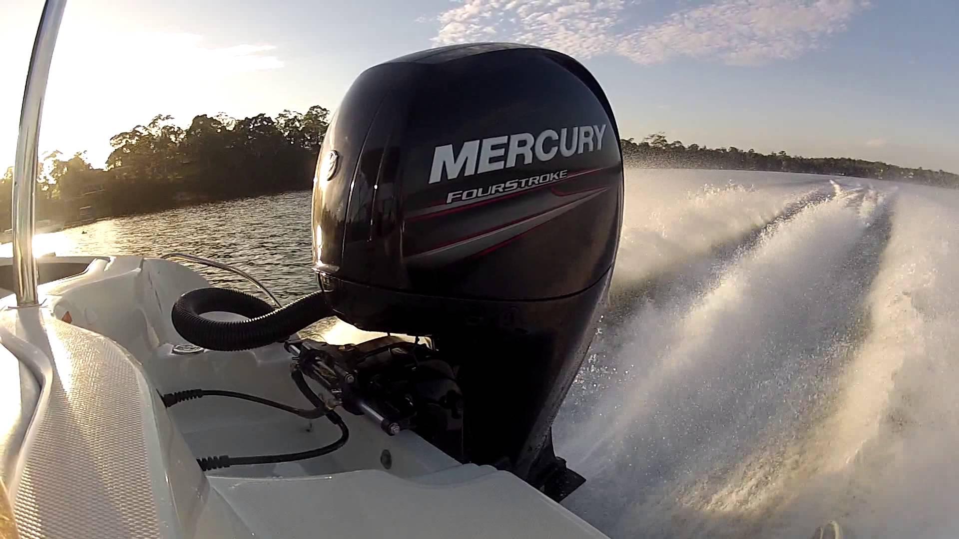 2004 Mercury 60 Hp Outboard