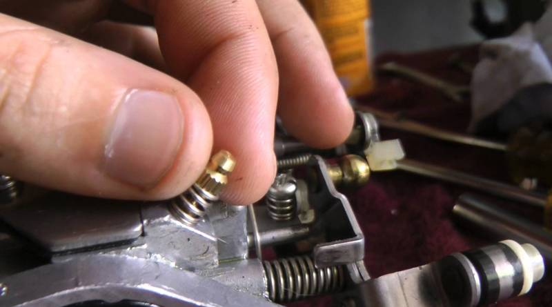 Yamaha 25hp carburetor tuning and tune-up