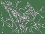 Yamaha RS Venture throttle stop screw