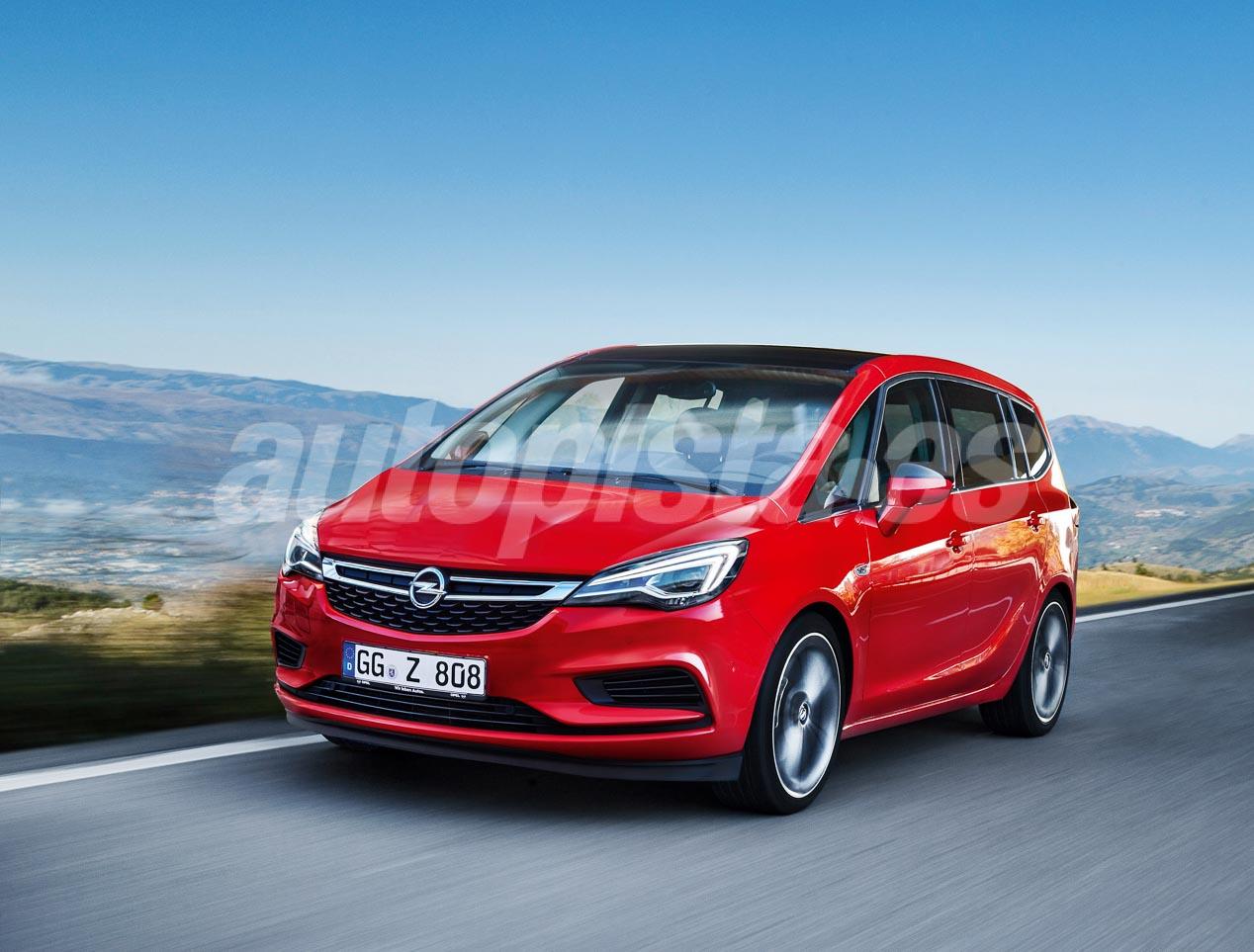 Los Nuevos Opel Que Llegarn Hasta 2018 Noticias