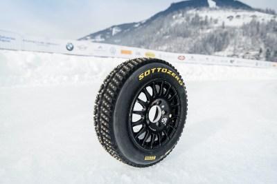 Pirelli neumático invierno