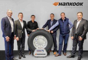 Hankook y Schmitz Cargobull amplían su alianza estratégica