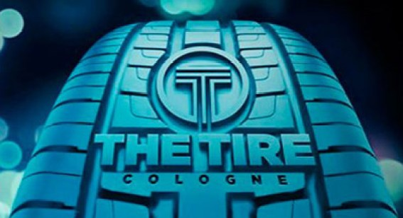 Logo de la feria The Tire Cologne