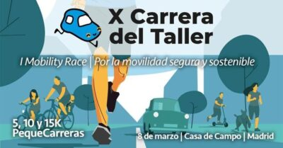 Asetra tendrá disponible una carpa en la Carrera del Taller