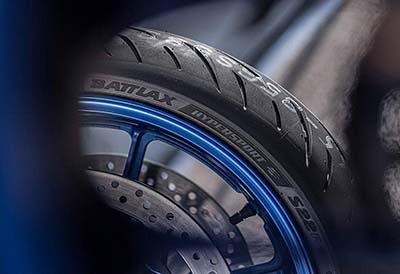 Bridgestone 2 ruedas