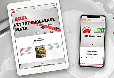 El concurso Tractor of the Year será totalmente digital