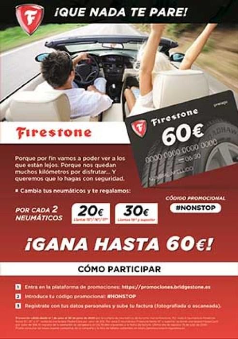 Promoción Firestone