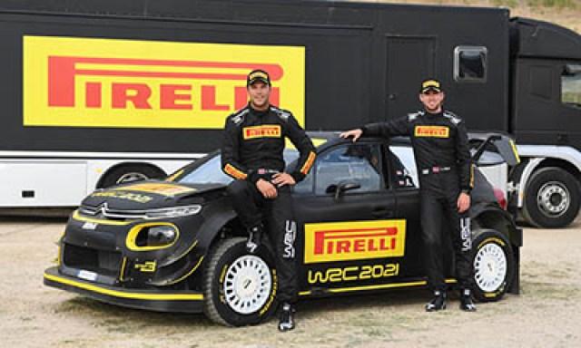 WRC Pirelli