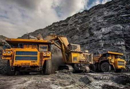 Neumático para minería