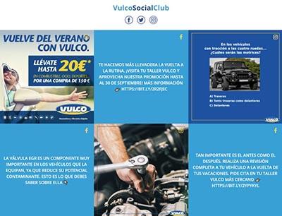 web Vulco