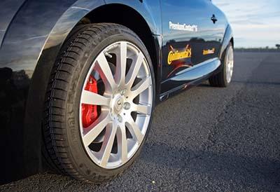 Continental Contact 6 encabeza la lista de mejor neumático de verano