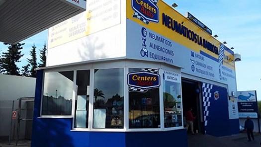 Centers Auto La Barrosa