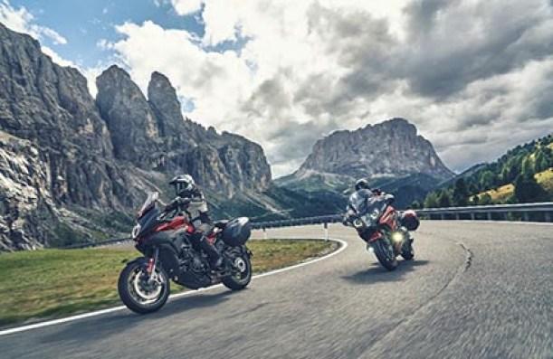 Battlax Sport Touring moto