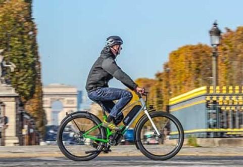 El Valeo Smart e-Bike System
