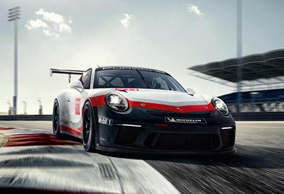 Nuevo Michelin Pilot Sport Cup N3 para el Porsche 911 GT3 Cup