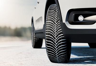 Michelin recomienda los neumáticos con certificación de invierno