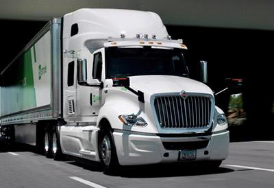 Goodyear analiza las necesidades de los camiones autónomos