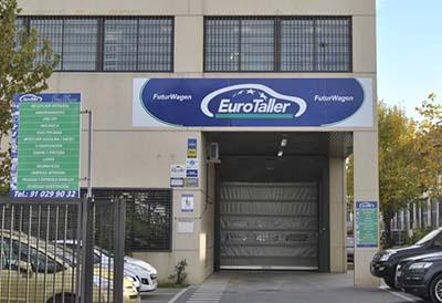 EuroTaller dinamiza la captación de clientes con flota de vehículos