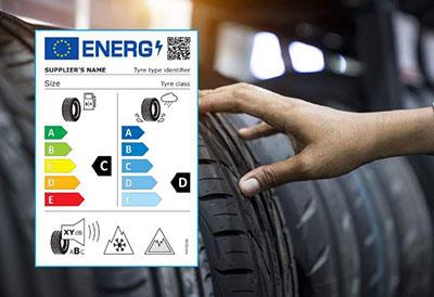 El nuevo etiquetado de neumáticos ofrece mayor información a los consumidores