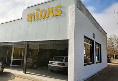 Midas inaugura un nuevo centro en Azuqueca de Henares