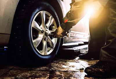 Cuidar neumáticos