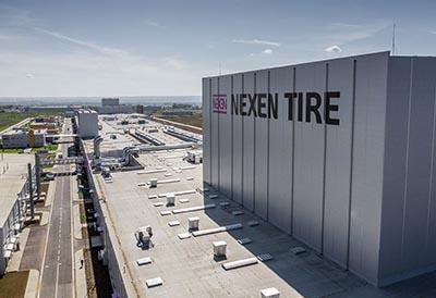 Nexen Tire incrementa sus precios para toda la gama de productos
