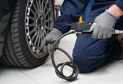 Revisar neumáticos