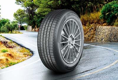 Dunlop premia la compra de neumáticos todo tiempo Sport All Season