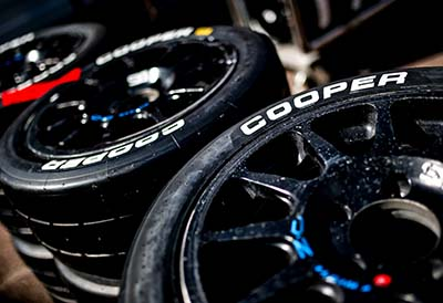 La FIA renueva a Cooper Tire como proveedor de neumáticos