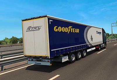 Neumáticos Goodyear y Dunlop de camión te ofrecen un reembolso