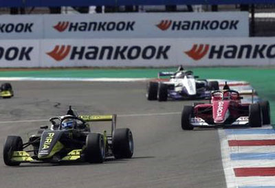Hankook y las chicas al poder en la Fórmula 1