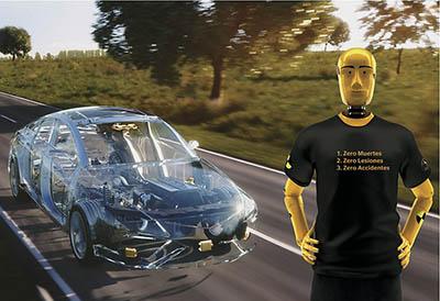 Las tecnologías de Continental salvan vidas en la carretera