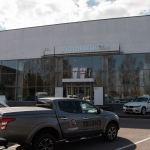 Modus Group Marijampolėje atidarė BMW, Fiat ir Jeep prekybos saloną