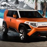 Toyota FT-4X to be called TJ Cruiser? Goes up against 2020 Bronco