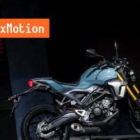 Honda CB150R ExMotion revealed- Life in Exciting Motion