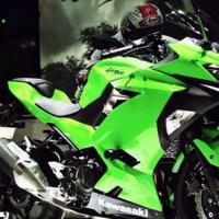 2018 Kawasaki Ninja 250 revealed at Tokyo