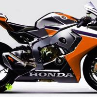 Honda RVF1000 V4 for WSBK? New Liter