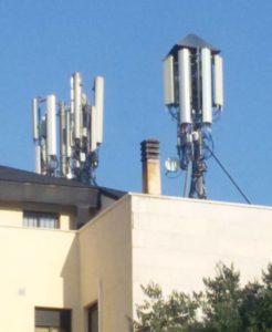 Casas enfermas por contaminación electromagnética