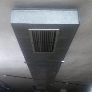 Ventilación por extracción
