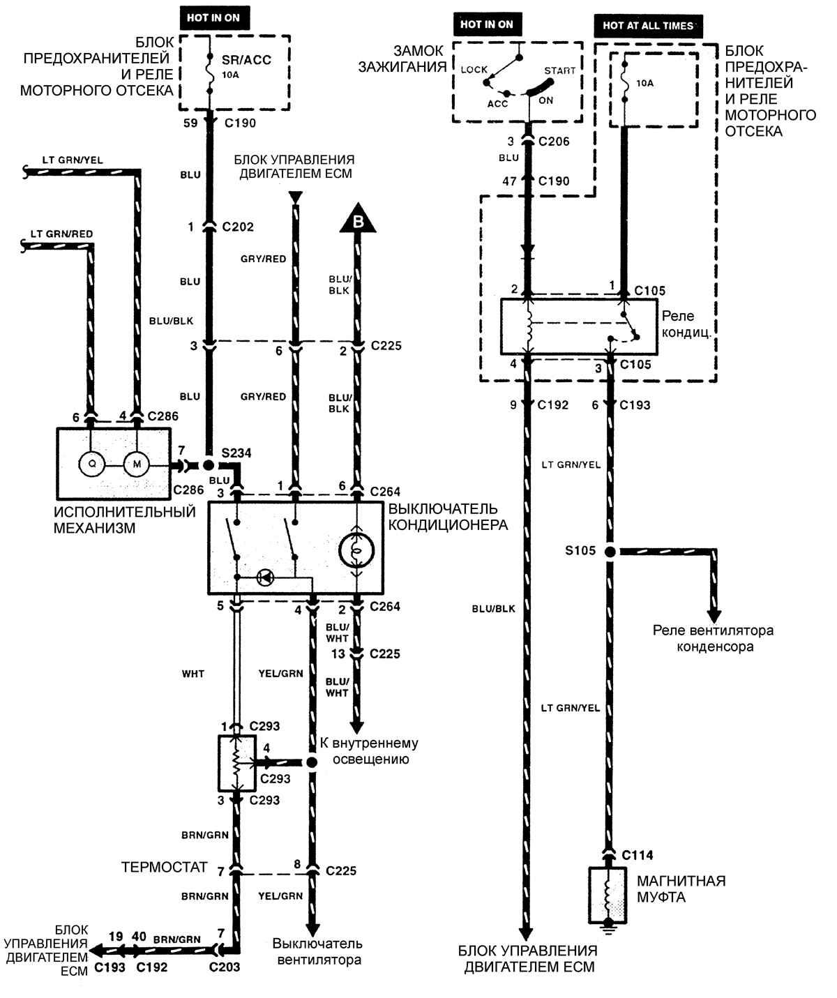 Kia Sephia Daewoo Cielo   Wiring Diagram Database on