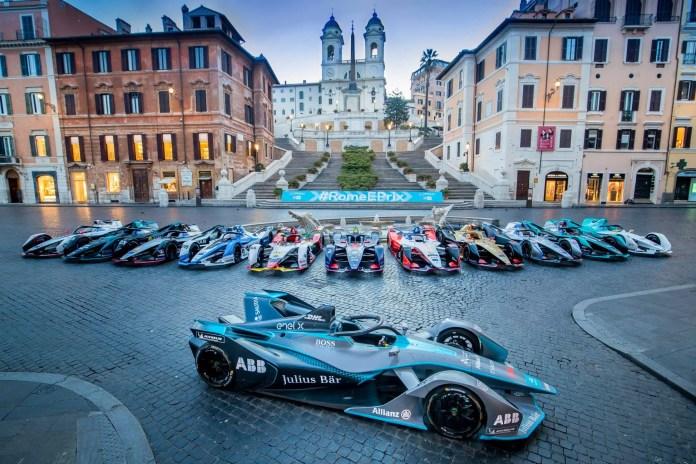 La Formula E torna a Roma, Programma e Streaming