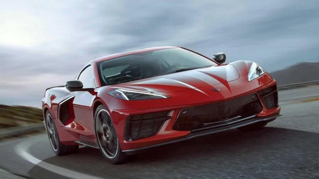 Nuova Chevrolet Corvette C8, motore centrale e prezzo basso
