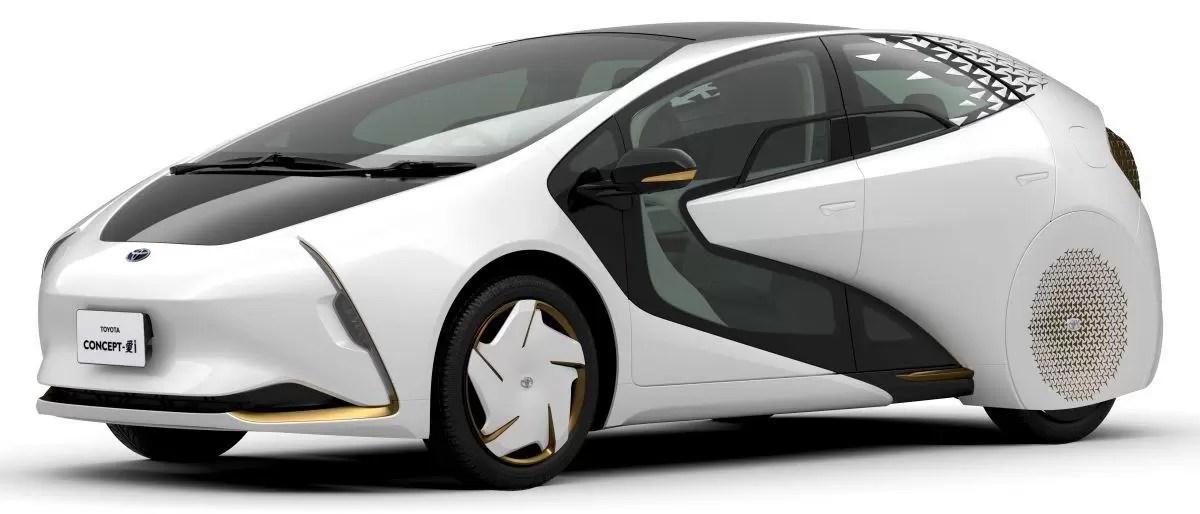 Toyota Concept-i pronta per le Olimpiadi di Tokyo 2020