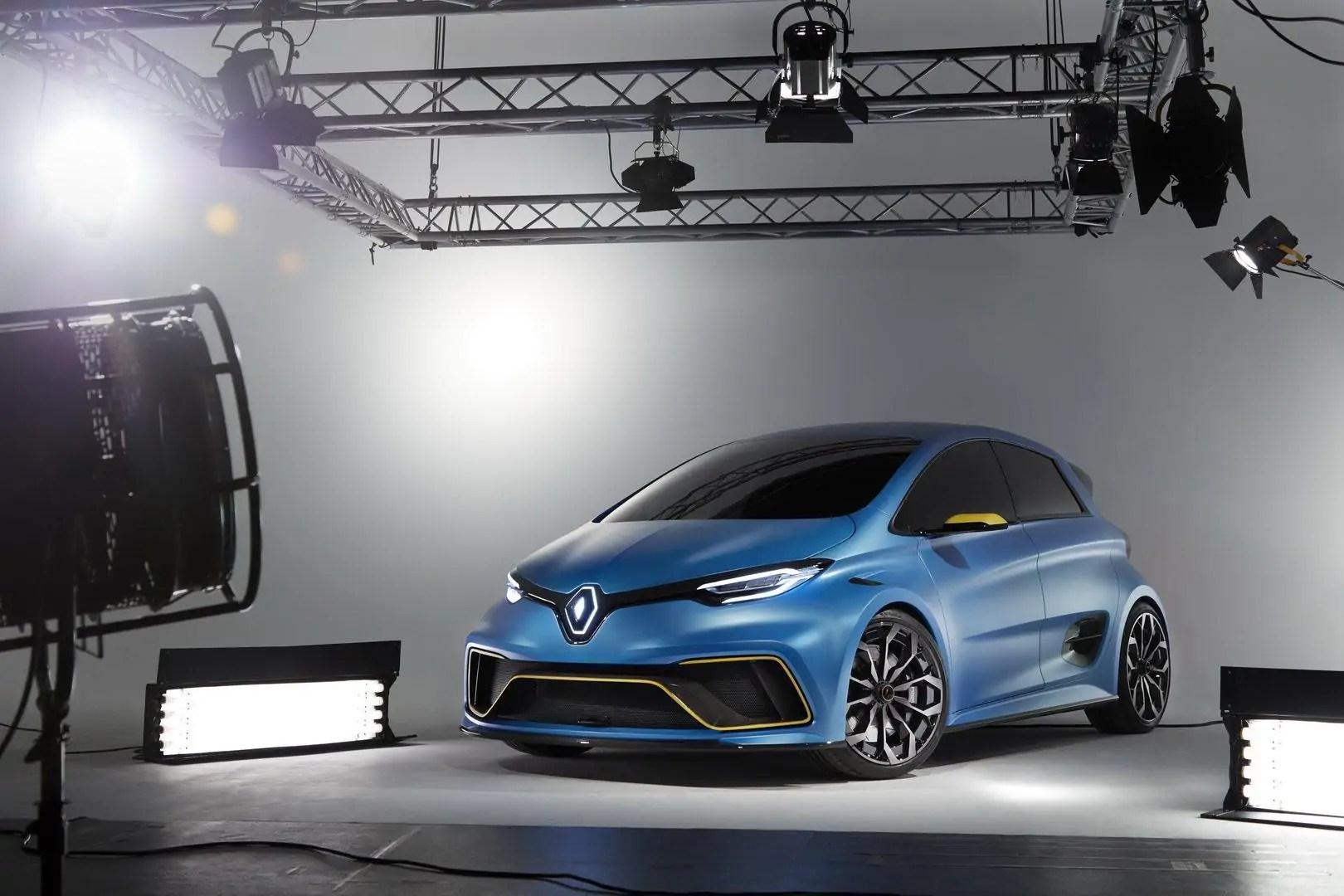 Niente Renault Clio RS 2020 sostituita dalla Zoe elettrica?