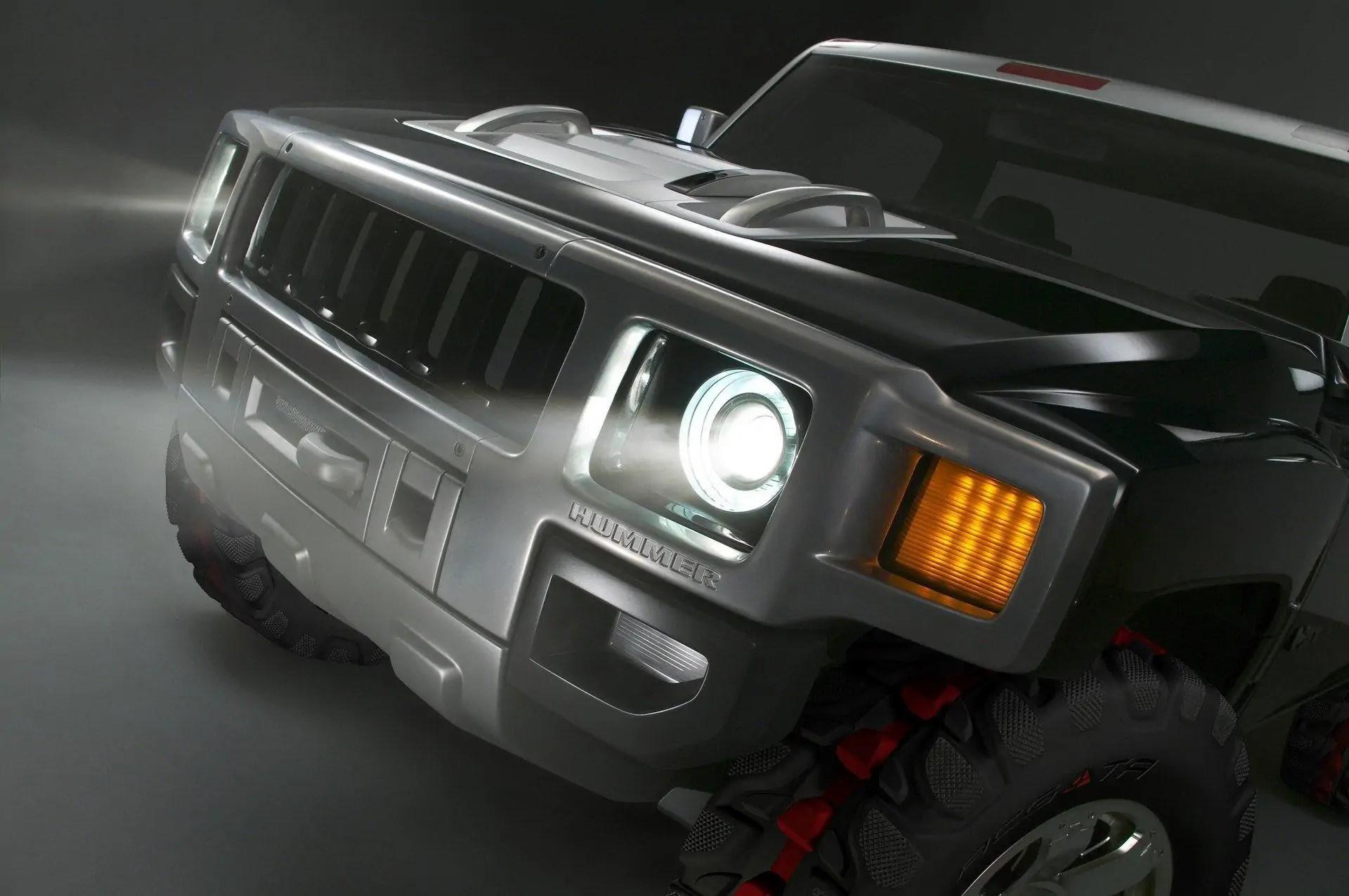 Hummer: clamoroso ritorno nel 2021 con i SUV elettrici!