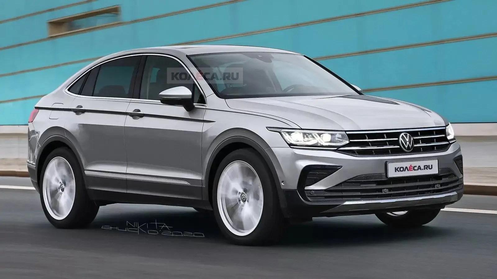 Nuova Volkswagen Tiguan 2020, info e uscita della Coupé