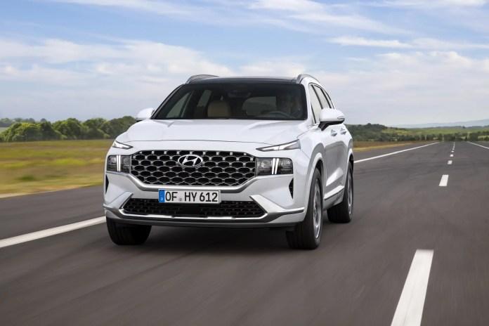 Nuova Hyundai Santa Fe 2021, dati tecnici, uscita, foto