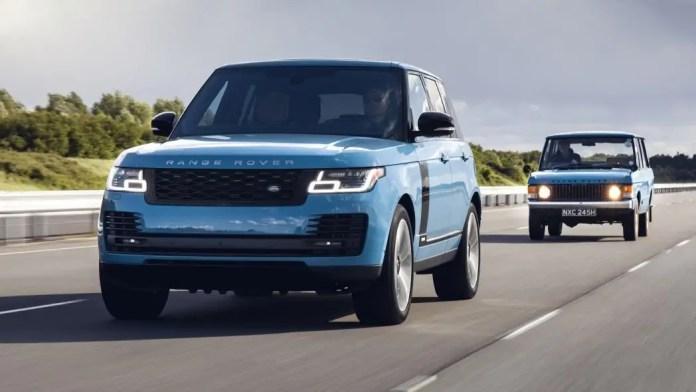 Aggiungi titolo Range Rover festeggia 50 Anni, 1970 esemplari limitati